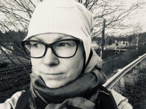 Marika matkalla töihin - new developer